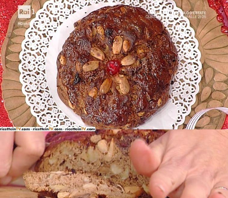 Dolci Di Natale Prova Del Cuoco.La Ricetta Del Pane Dolce Di Natale Di Natalia Cattelani Del