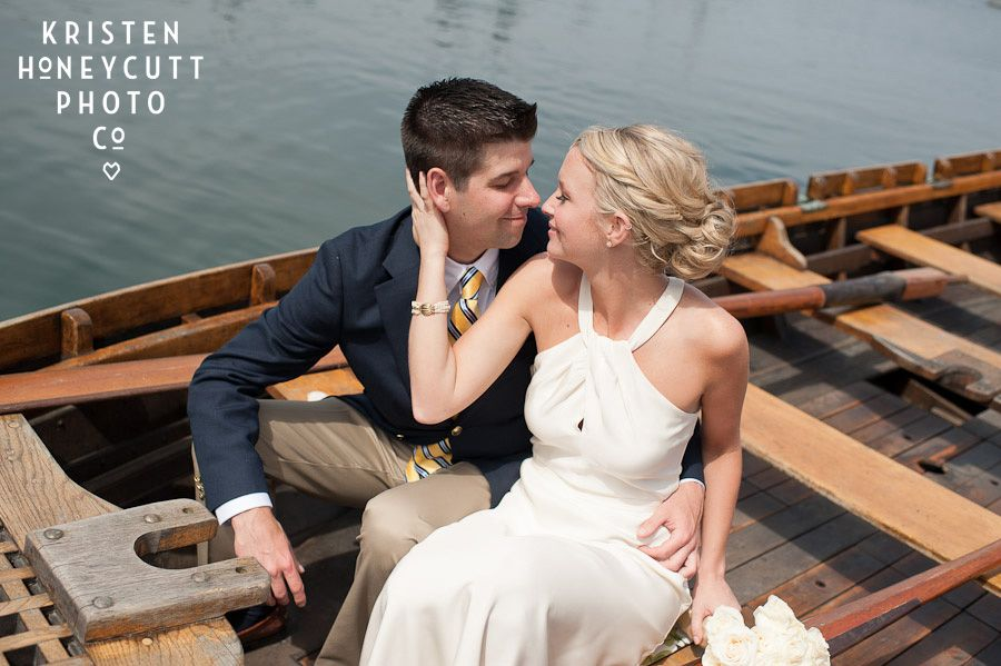 Nautical Wedding....like the boat photo idea!