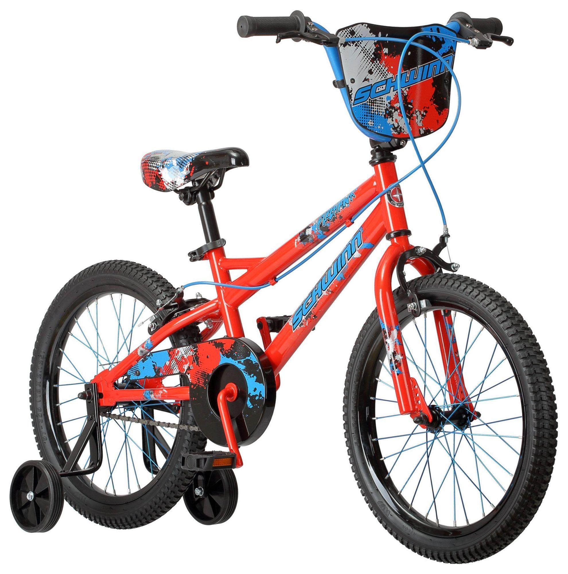 """Yellow//Black 16/"""" Schwinn Boys Scorch Kids Bike Age 4+"""