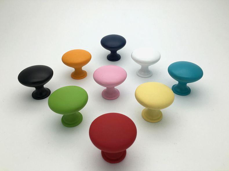 color tiroir boutons poignes armoires de cuisine poigne poigne de porte enfants enfants meubles matriel rouge