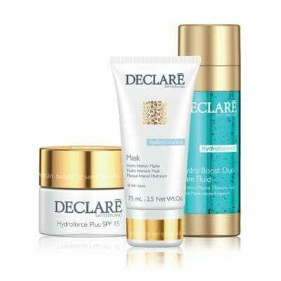 اشعري بالفرق من اول استعمال لمنتجات ديكلارة السويسرية لترطيب البشرة بشرة مشرقة واكثر نعومة جربيها مجانا في جميع Skin Care Shampoo Bottle Shampoo