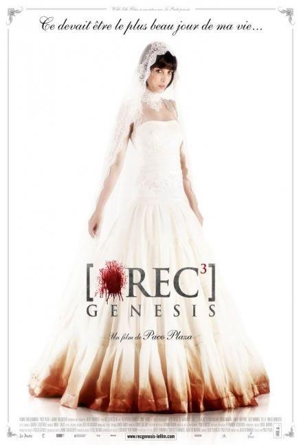 Rec Genesis Filmes Vestidos E Cartaz