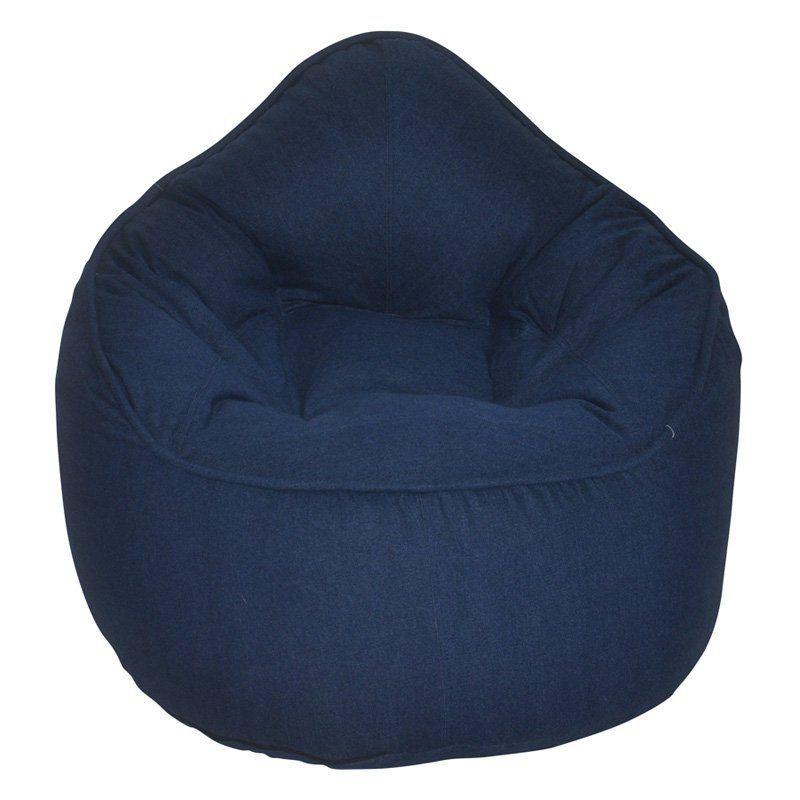 Modern Bean Bag Furniture. Modern Bean Bag The Pod Chair Navy   Mbb918rj  Furniture E