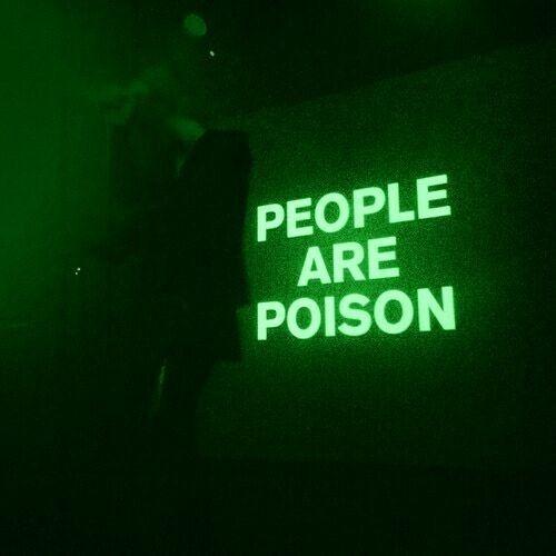 Black Neon Wallpaper Green