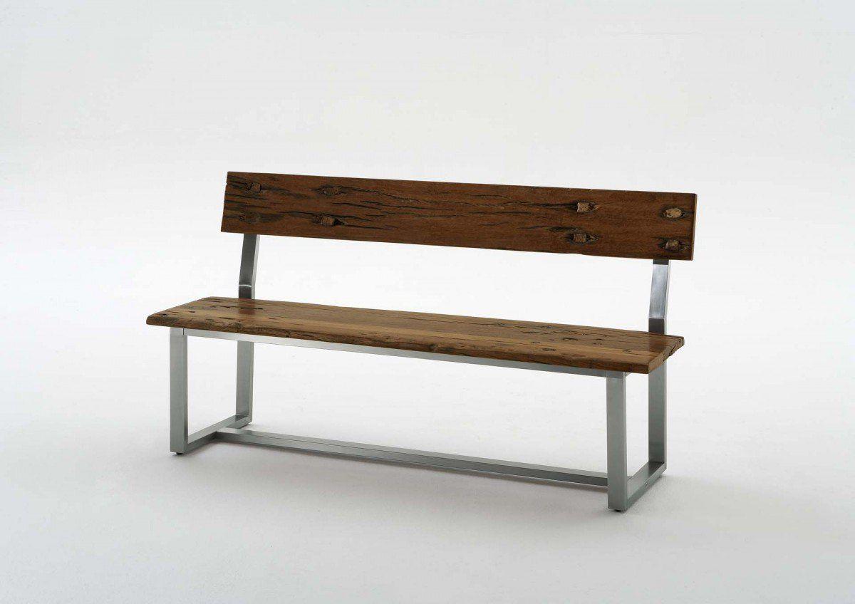 Gartenbank Edelstahl Holz Dreams4home Edelstahl | Gartenbank Design ...