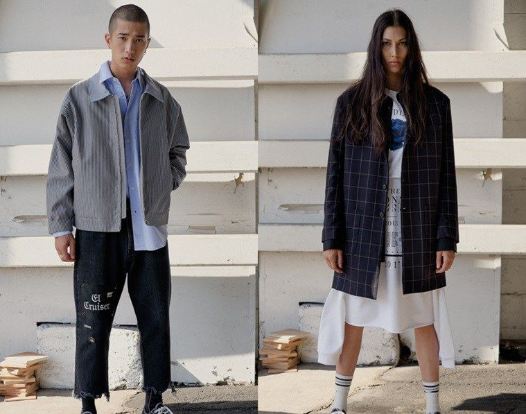 Second/Layer+Draws+Attention+by+Breaking+the+Rules+at+NYFW:+Men's