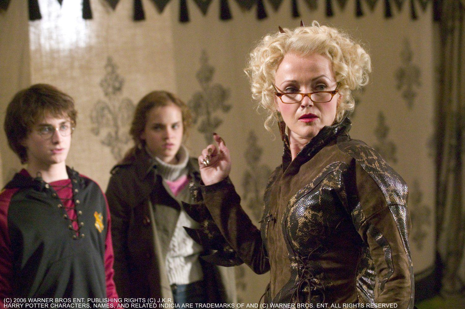 Harry Hermione Rita Kimmkorn Bruxo