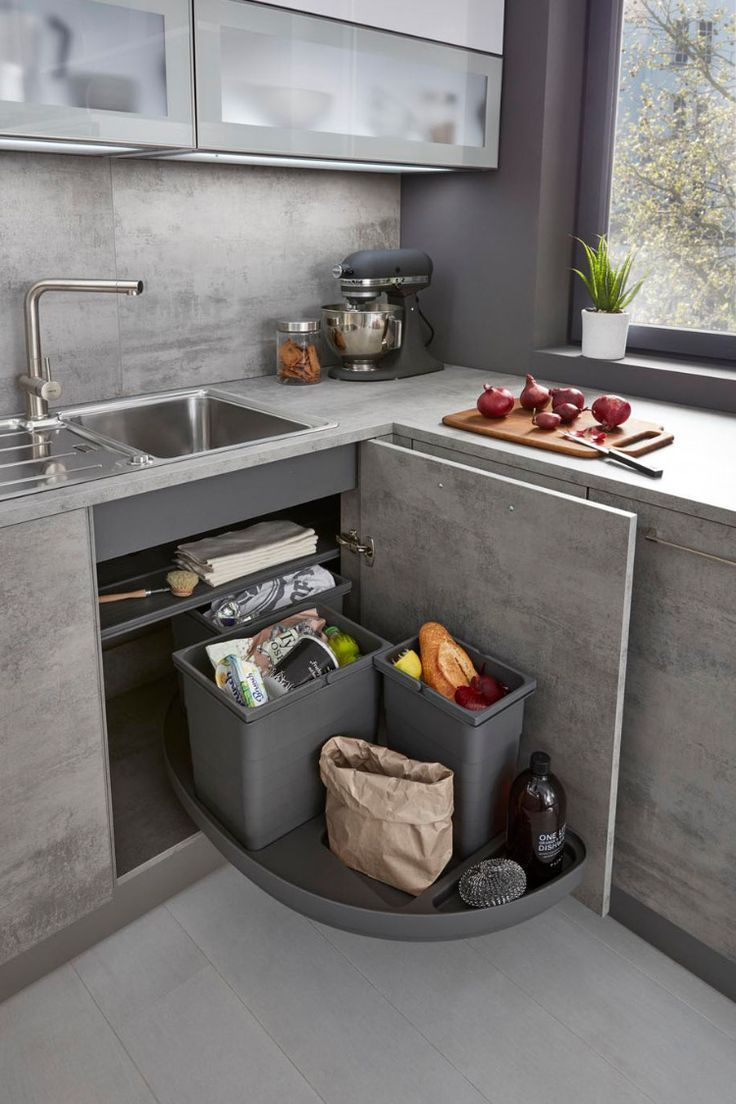 Kitchen with storage space - Kitchen with storage space, #kitchen #kitchencabinet #kitchendecoration #kitchen # küchedeko - #FurnitureDesign #kitchen #KitchenInterior #ModernKitchenDesign #space #storage