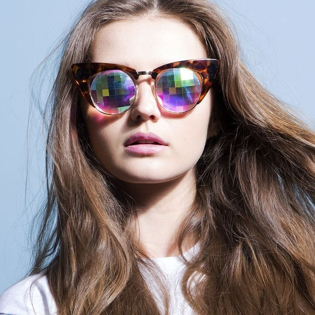 Cat Eye Sunglasses - Accessories