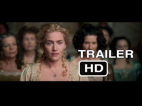 A Little Chaos trailer (video) Madame Sabine De Barra (Kate