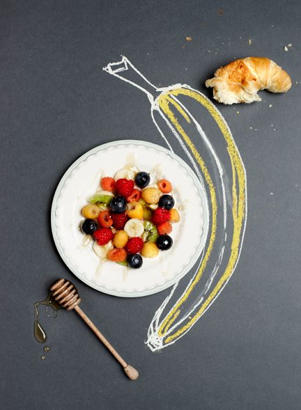 food + illustrations + art directions + photography