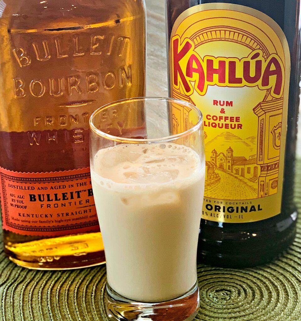 Kahlua White Leprechaun Cocktail