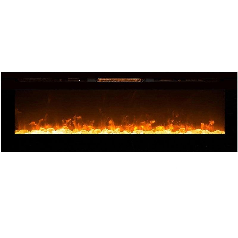 Regal Flame Gotham 72 Built In Ventless Heater Recessed Wall