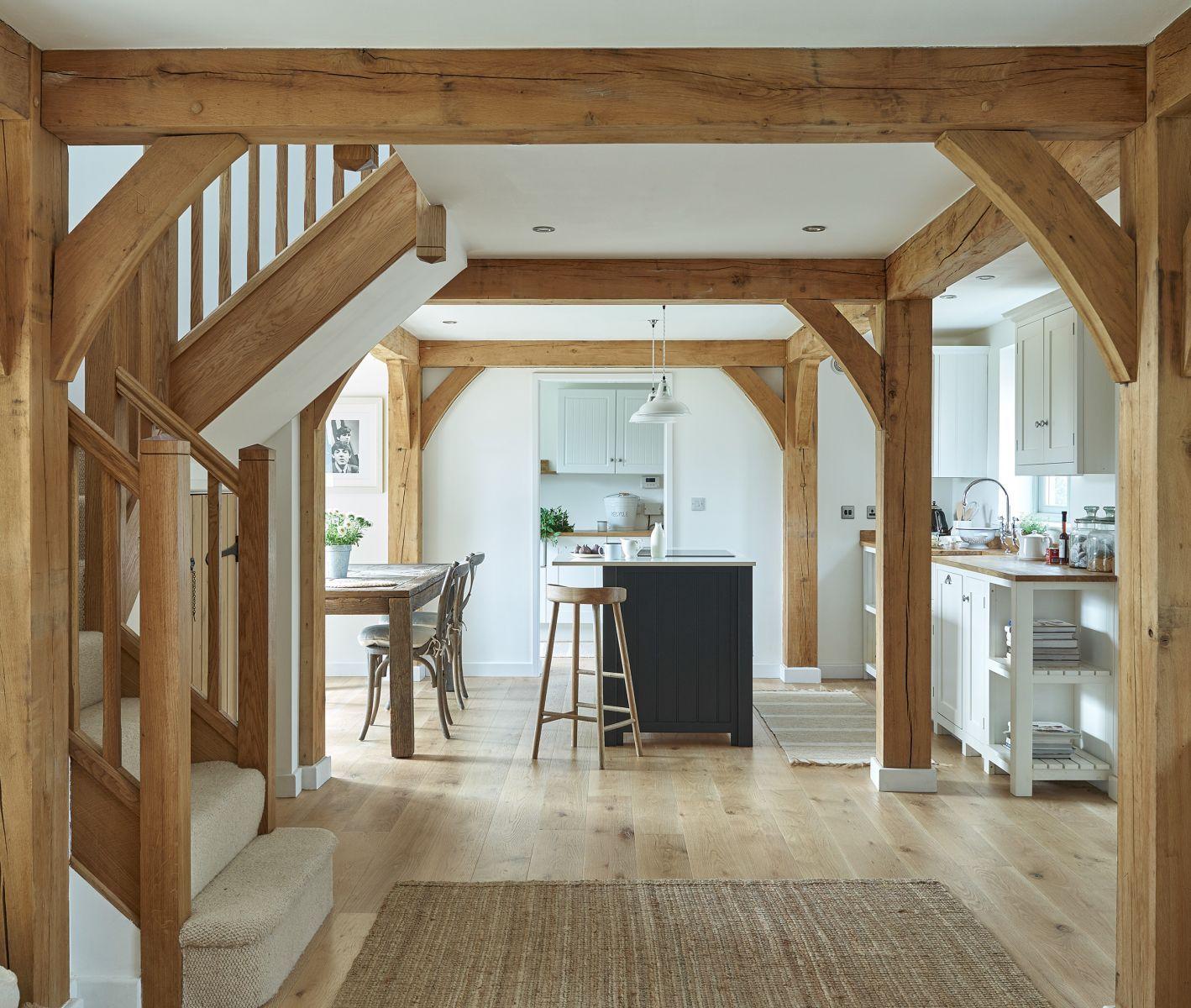 Pearmain - Border Oak - oak framed houses, oak framed garages and ...