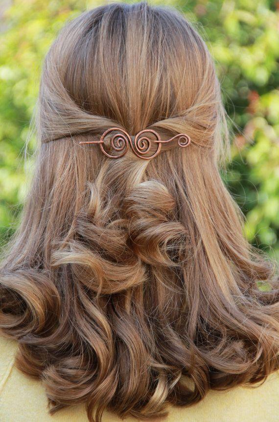 New Style Leaf Barrettes Hair Clips  Fashion Hair Accessories 11.2*3.2 cm