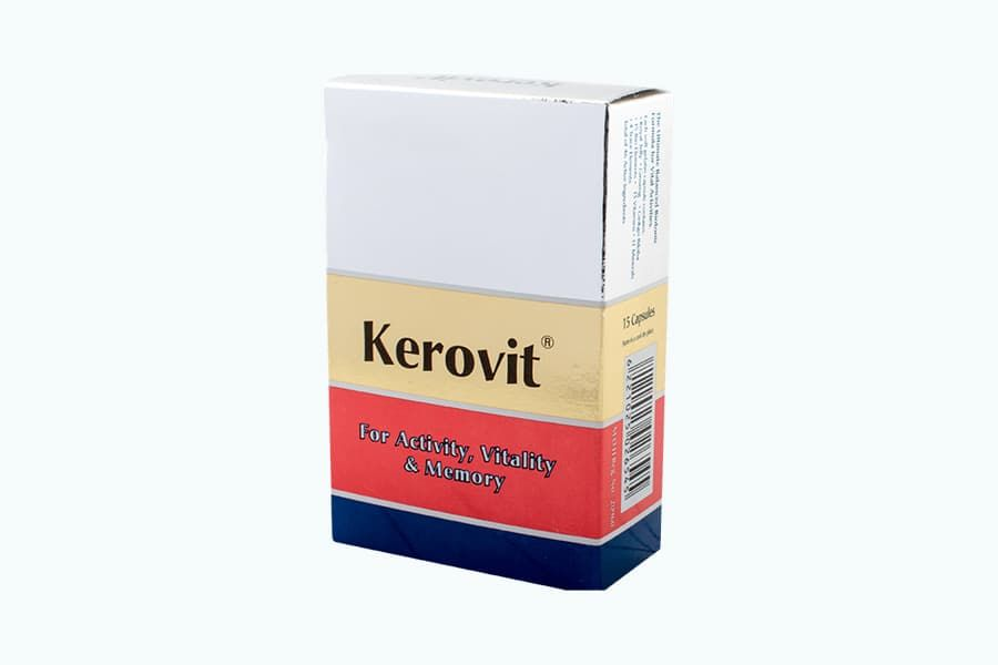 كيروفيت Kerovit Coffee Bag Drinks Coffee