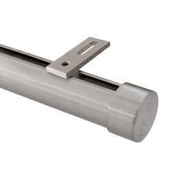 Rowley Company Aria H Rail Traversing Kit Single Rod Low