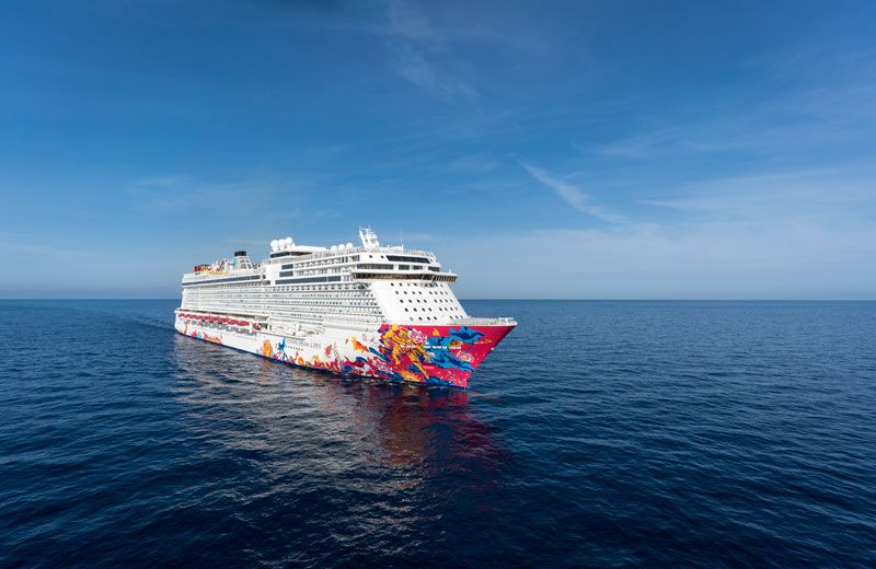 Win A 6 Day Genting Dream Cruise For Two Worth S 3 593 Dream Cruise Cruise Cruise Liner