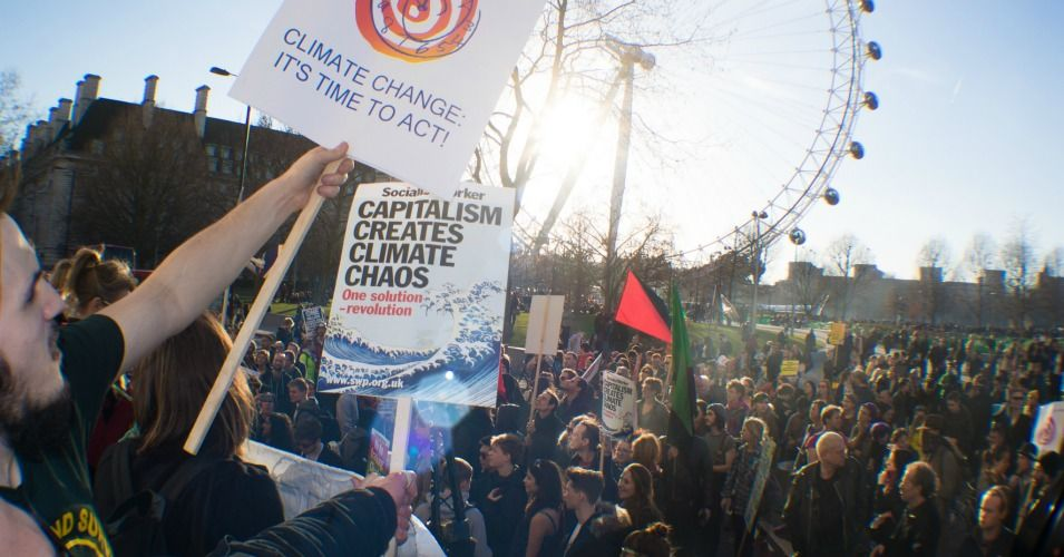 """The same architects of Britain's exit from the European Union are now pushing for the United Kingdom to withdraw from the global climate treaty negotiated in Paris last December—a movement called Clexit (for """"Climate Exit"""")."""