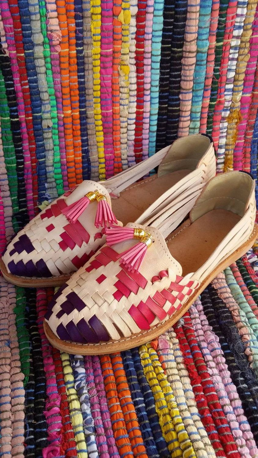 d7dd978f2428cf Mexican Traditional Huaraches Sandal s