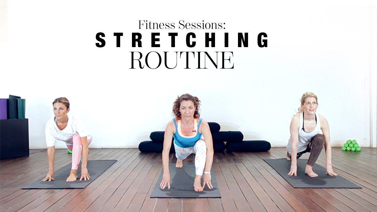 #FitnessSessions: Stretching Routine | ¡The Beauty Effect se pone fit! Este es el noveno video de una serie de ejercicios para ponerte fit. Con este video vas a poder relajar tus músculos y estirarte. Todos los ejercicios los puedes hacer desde tu casa. No olvides compartir y darle like.