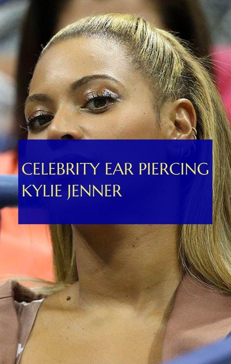 celebrity ear piercing kylie jenner Ear Piercing celebrity ear piercing kylie