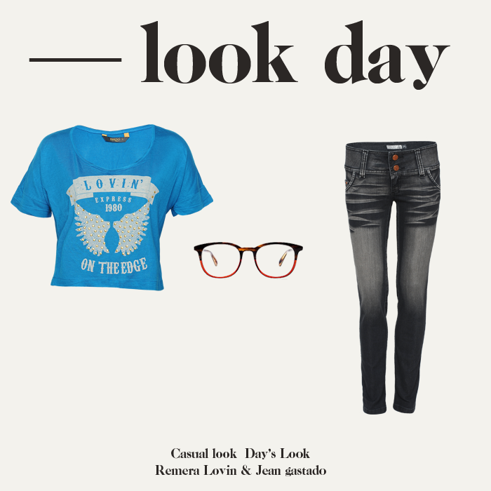 Look day / Ibroo Jeans