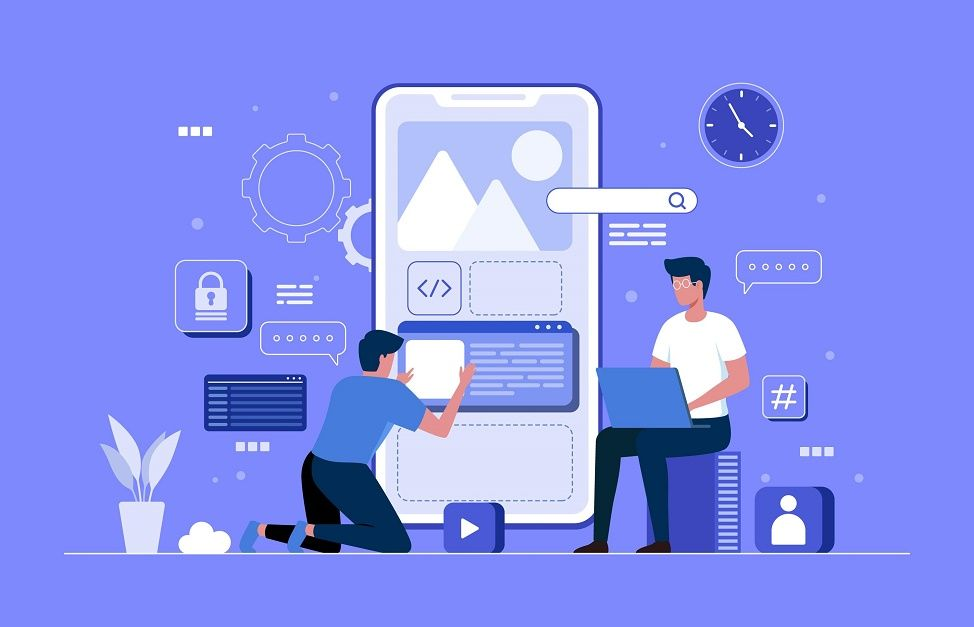 Top Technologies Used For Creating Robust Mobile Apps In 2021 Mobile App Development Companies App Development Companies Software Development