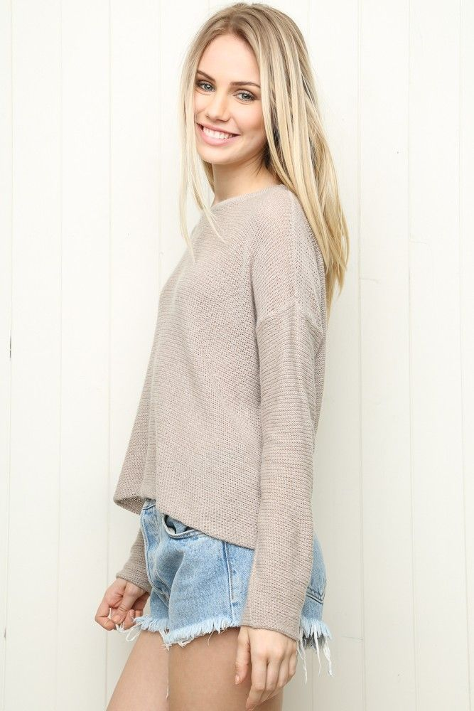 Brandy ♥ Melville   Wendy Knit - Clothing