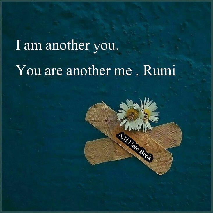 Pin By Dua Ramaxhiku On Love Rumi Quotes Rumi Poetry Rumi Love