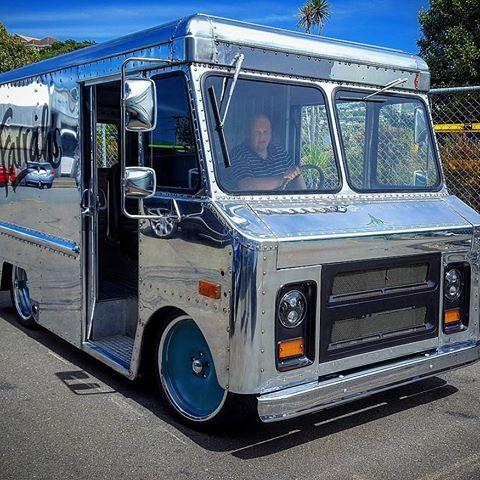 Image Result For P10 Chevy Step Van Step Van Cool Trucks Custom Vans
