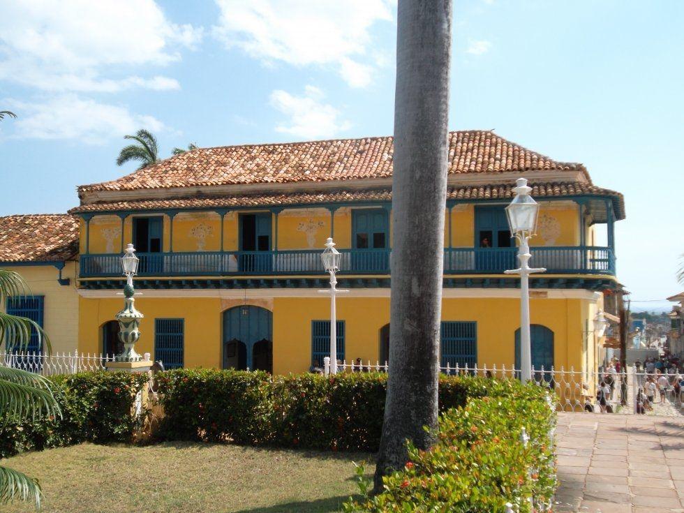 Casa de Ortiz, Trinidad, Cuba Casa Aldemán Ortiz