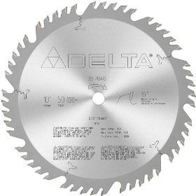 Delta 50 Tooth Combination Blade Circular Saw Blades Table Saw Blades Saw Blade