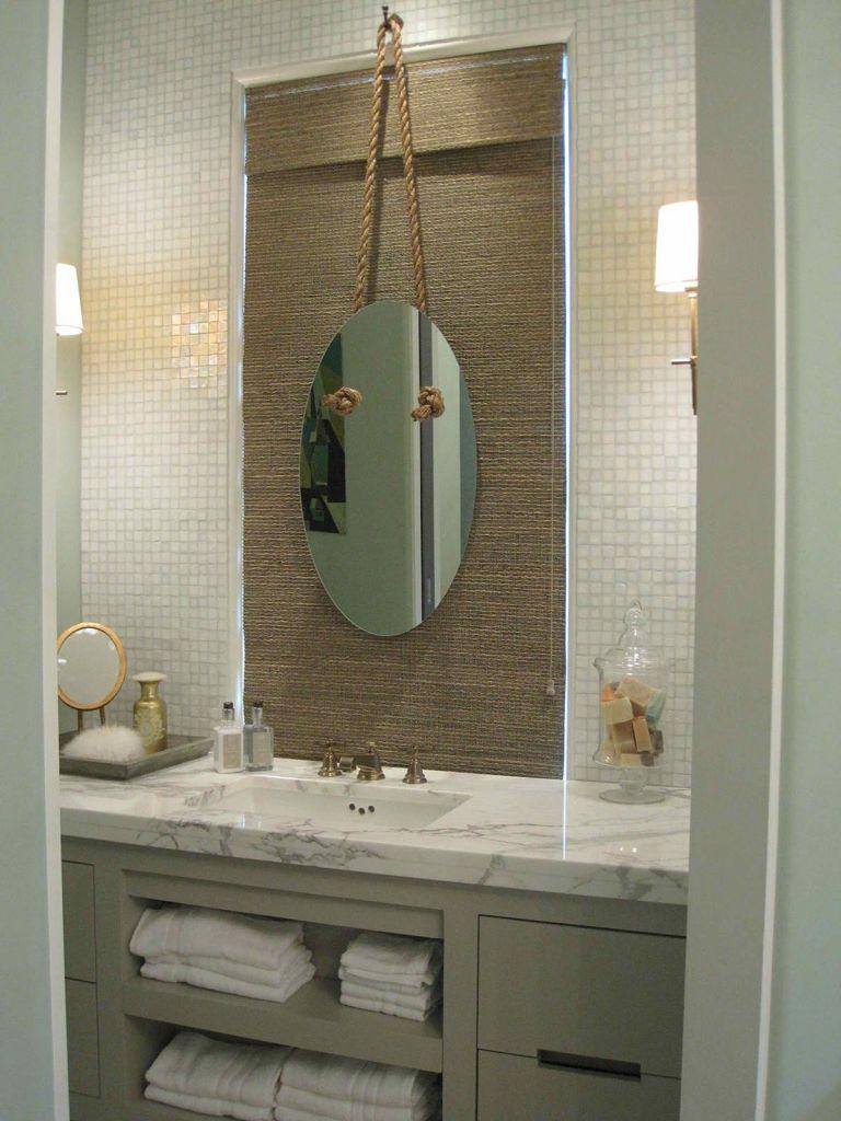 Coastal Bathroom Decor 21 Bathroom Design Beach House Bathroom