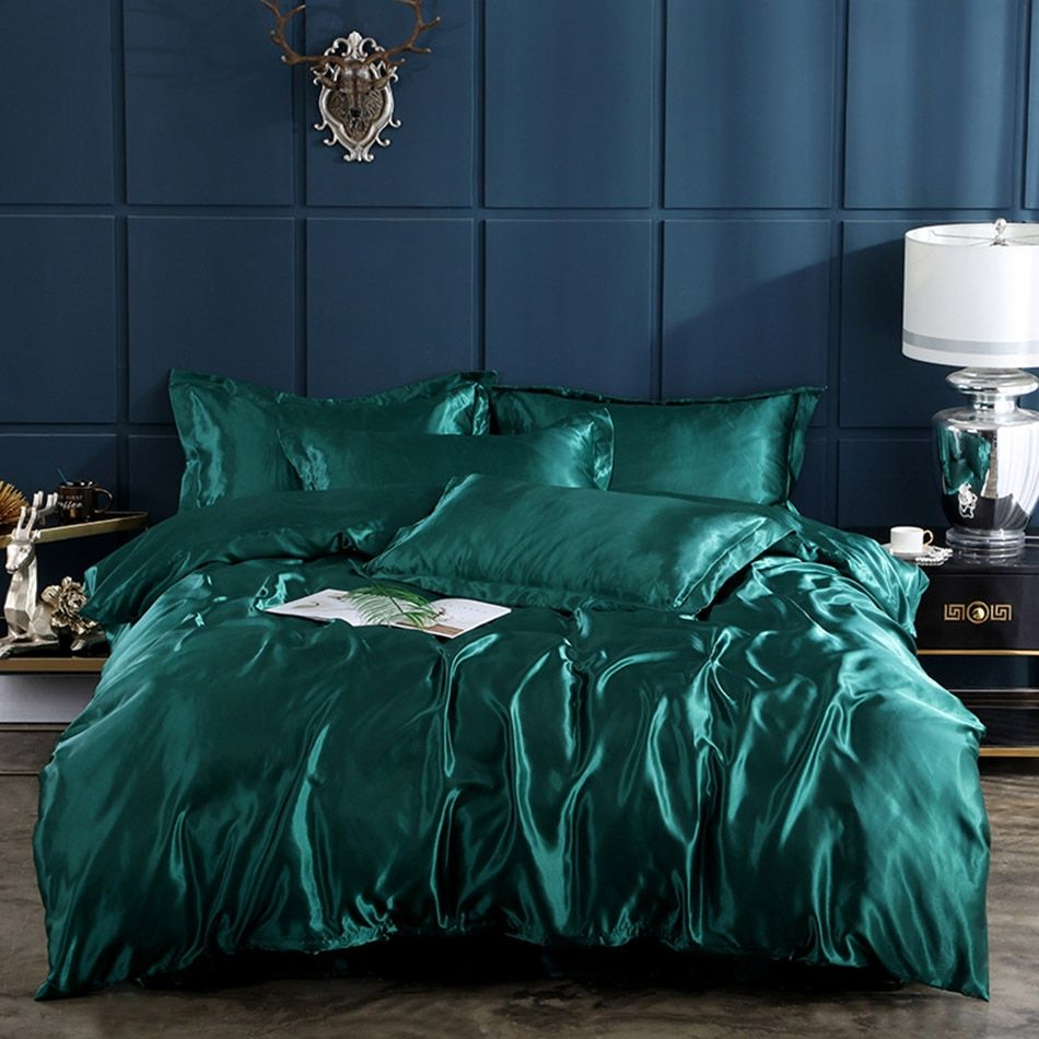 Emerald Green Bedspread Whereibuyit Com Greenland Home Fashions Queen Size Quilt Sets Quilt Sets