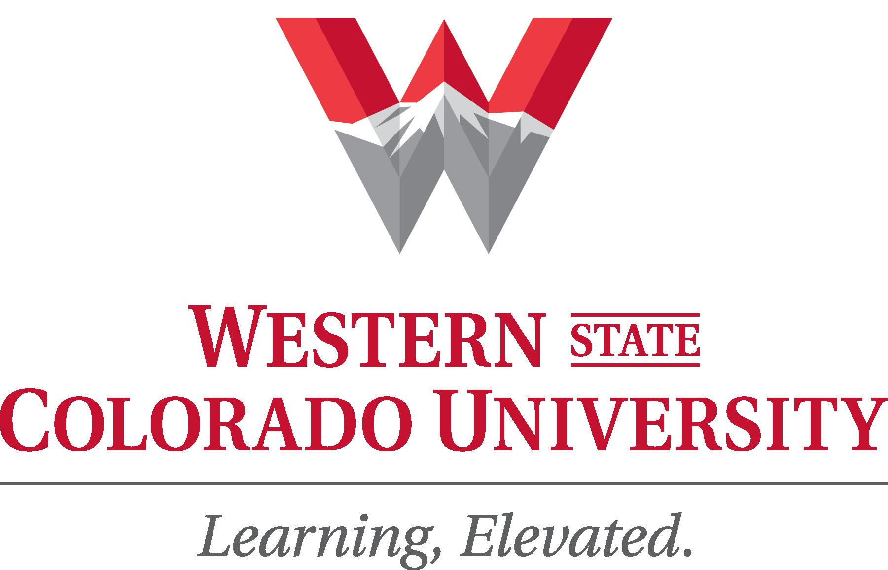 Western State Colorado University   Learning, Elevated.   Colorado,  Gunnison, University