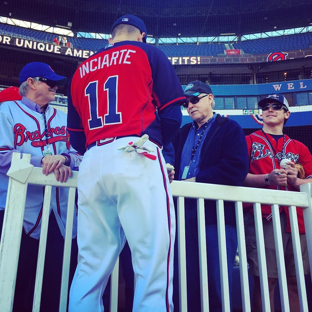The Official Instagram Home Of The Atlanta Braves Chopon Atlanta Braves Braves Baseball Atlanta