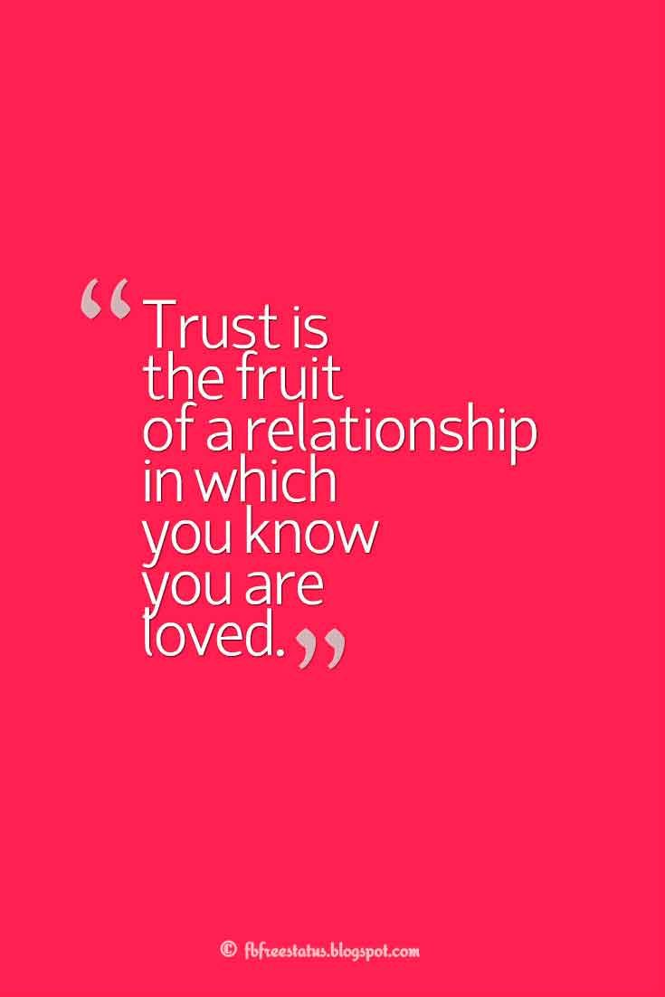 Quotes About Trust And Love In Relationships Relationship Quotes For When You're Truly Madly In Love