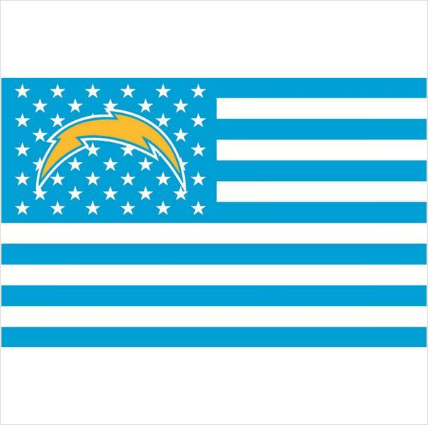San Diego Chargers Flag: NFL San Diego Chargers 3x5 FLAG BANNER Holy CRAP I WANT