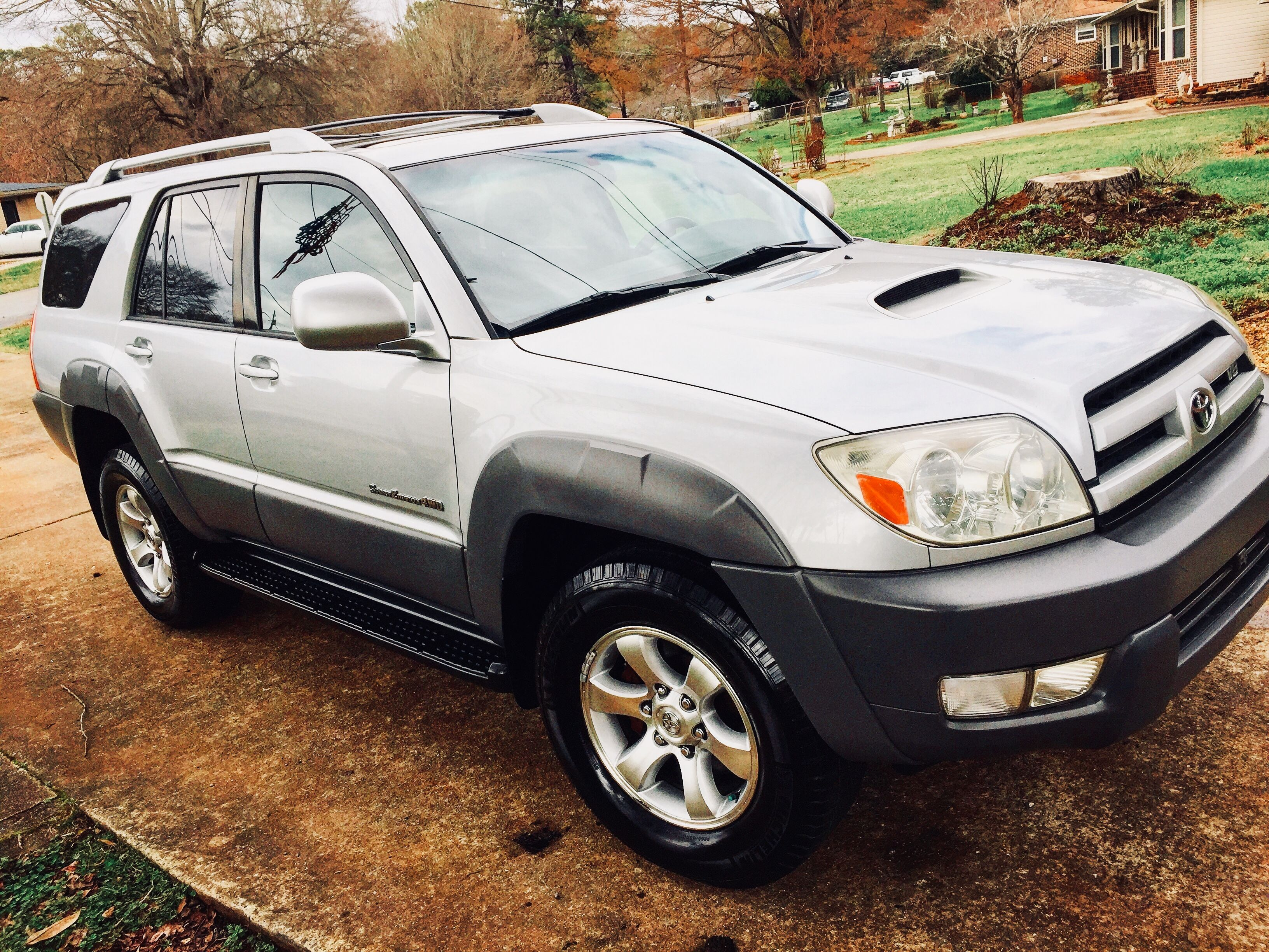 My 2003 Toyota 4runner Sport V8 Project Runnit T4r 2003 Toyota