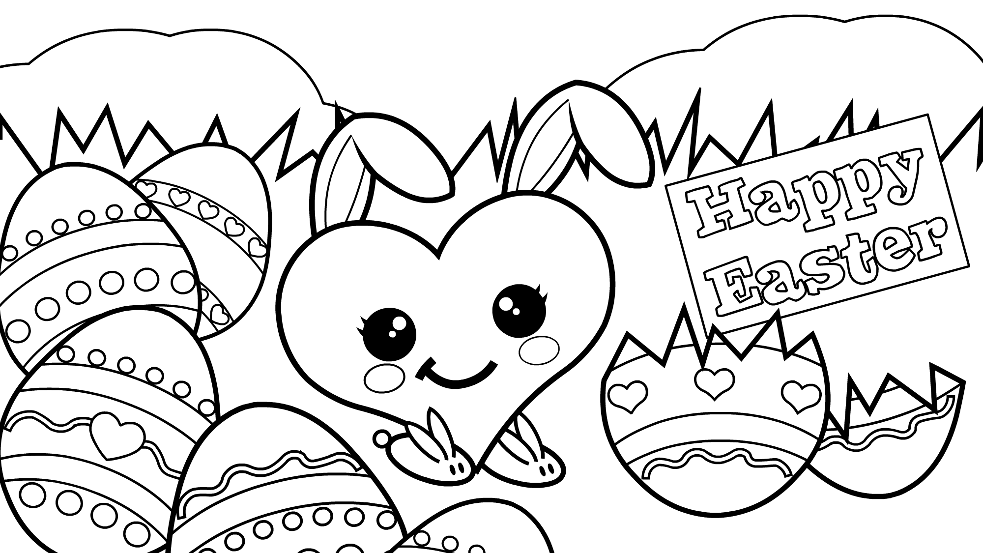 Easter Egg Coloring Pages Crayola Best Coloring Pages Bunny Coloring Pages Easter Coloring Pages Easter Coloring Sheets [ png ]