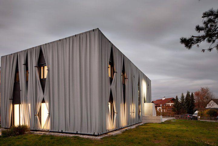 External Curtain Google Search Minimalist House Design House