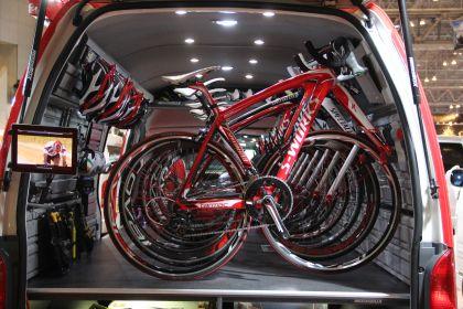 Bike Van Storage Google Search Art Van Storage Vans