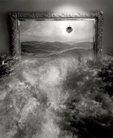 Pioneer of Surreal Photography  Jerry Uelsmann #photoshop