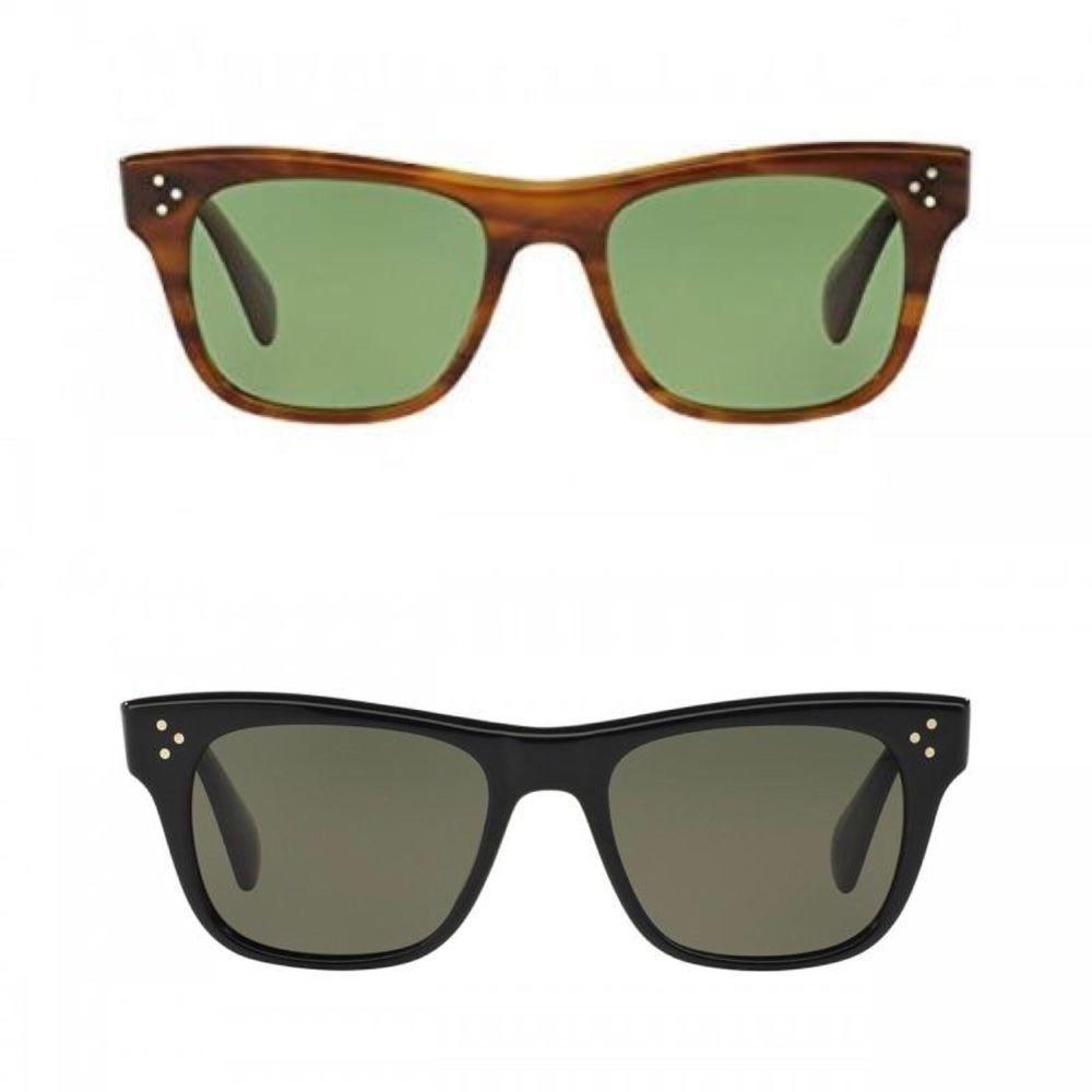 84e5840cba OLIVER PEOPLES Sunglasses Jack Huston Black Raintree Polarized OV5302SU  $475 New #OliverPeoples #Rectangular