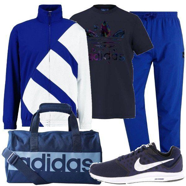 design di qualità eb912 07960 felpe e pantaloni adidas