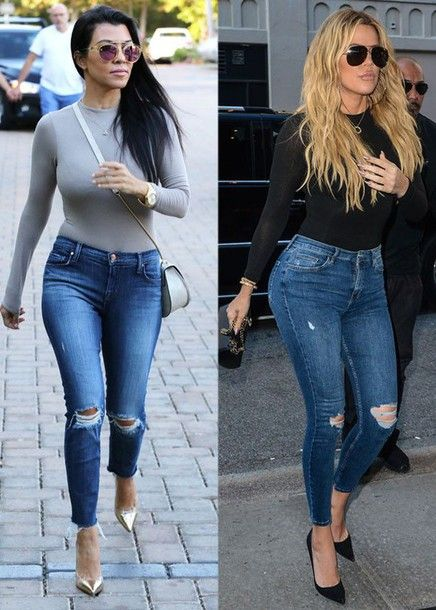 d8ca96a47a07 Image result for khloe kardashian street style