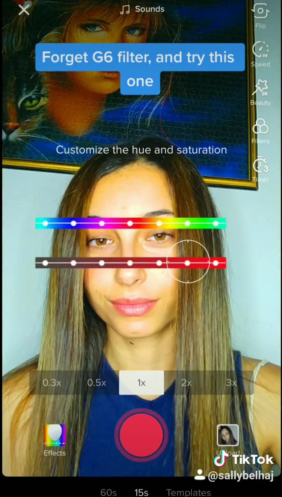 Tiktok Color Customizer Tutorial Video Photo Editing Photo Editing Techniques Digital Art Tutorial