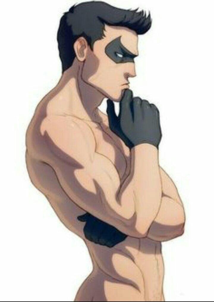 from Cody hot naked batman and robin