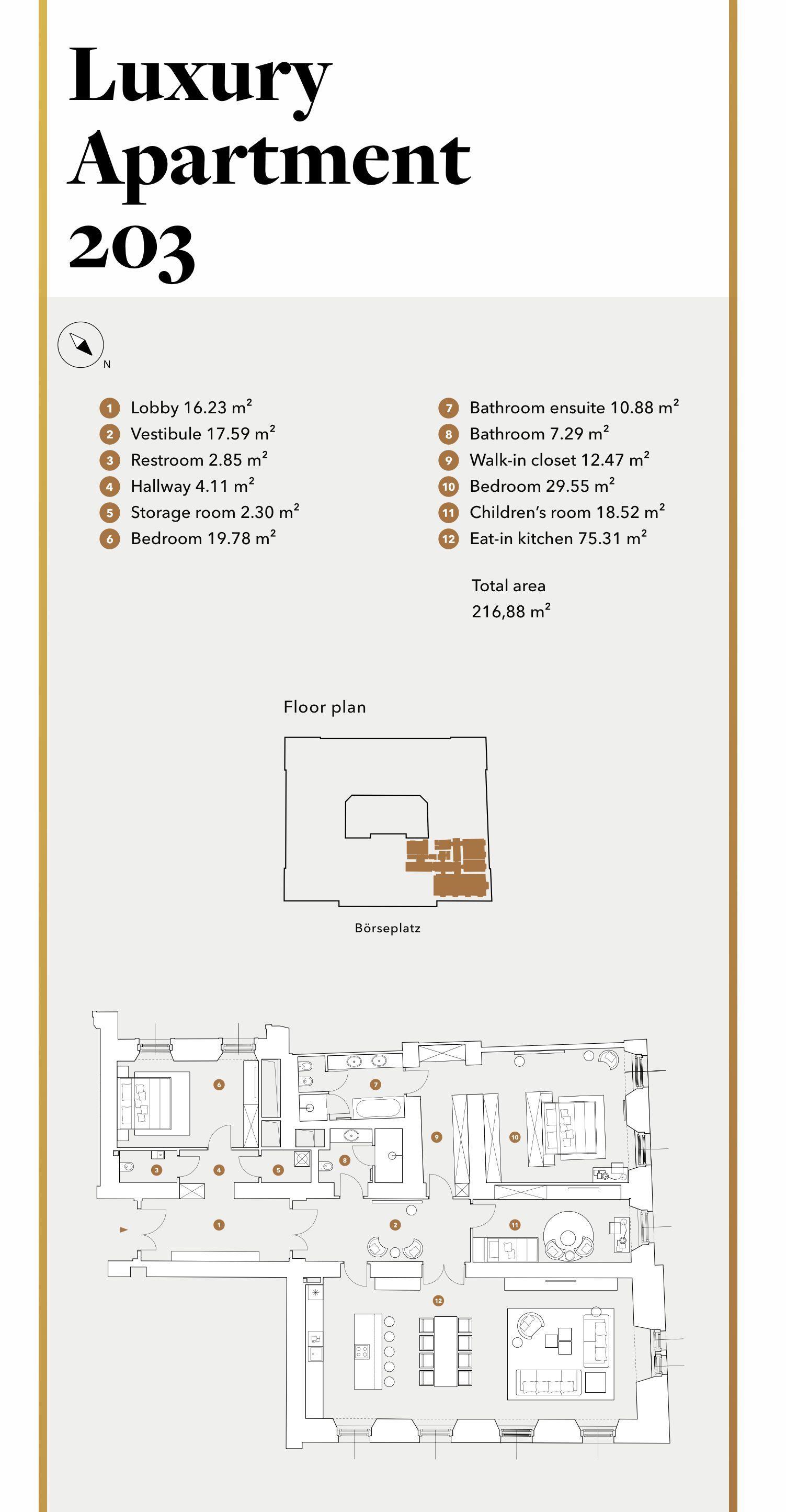 Borseplatz 1 Vienna Luxury Apartment 203 Luxury Apartments Modern Floor Plans Luxury